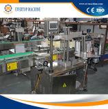 Máquina de etiquetas autoadesiva do frasco de alta velocidade automático
