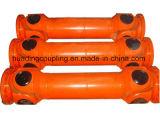 炭素鋼の支柱駆動機構の接合箇所のCardanシャフト