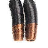 волосы девственницы Remy выдвижения человеческих волос 9A естественные бразильские