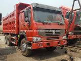 Niedriger Kipper-Lastkraftwagen mit Kippvorrichtung des Preis-8X4 371HP verwendeter Sinotruck HOWO