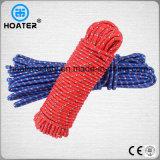 多機能の高力ポリプロピレンまたはポリエステルナイロン編みこみのロープ
