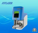 Máquina automática portable de mano de la marca del laser de la fibra del metal