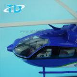 Jouets Ec-135 promotionnels modèles d'hélicoptère
