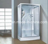 sauna de vapeur de rectangle de 1200mm avec la douche (AT-D8213)