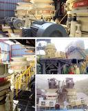 Basalt-hydraulische Kegel-Zerkleinerungsmaschine für Gesamtheit und Sand (GPY500)