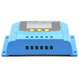12V / 24V 10A Carregador Solar Carregador Controle USB 5V / 2A para Sistema Solar com Ce Cy-K10A