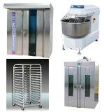 Mezclador de pasta de la velocidad doble del mezclador de la alta calidad de la máquina de la hornada