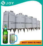 Вертикальный бак для хранения нержавеющей стали для спирта