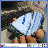 1.0mm 1.3mm 1.4mm 1.5mm 1.8mm 2.0mm 2.5mmの板ガラスアルミニウムミラー
