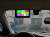 Câmara de vídeo interna do monitor do Rearview da câmera 3G GPS do carro 1080P da fábrica