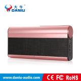 Haut-parleur de haute fidélité de Bluetooth avec le support de la batterie 2000mAh rechargeable radio fm