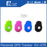 3G de waterdichte Mini Persoonlijke Tegenhanger van de Noodoproep met Sos de Knoop van de Paniek van de Noodsituatie door Echt Te spreken van de Stem - GPS van de tijd het Volgen