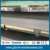 Material inoxidable fino 304 de la buena calidad 316 surtidor de la hoja de metal del acero 0.1m m