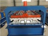 機械を形作る鋼鉄屋根瓦ロールか機械を形作るMachine/CNCロールを形作る携帯用金属の屋根ふきロール