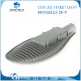 30W / 50W COB Chip Light Outdoor Pathway / Roadway Lampe de rue LED solaire