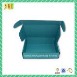 Коробка перевозкы груза гофрированной бумага вытачки верхним напечатанная цветом
