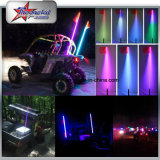 2017 Hot Sale 4FT 5FT 6FT Antena de carro LED Light para Buggy ATV UTV Sxs Offroad Truck Boat