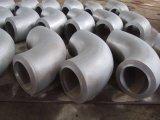 Accessorio per tubi adatto saldato estremità del gomito del acciaio al carbonio di ASME B16.9 (KT0287)