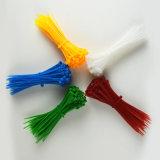 Связи кабеля высокого качества Self-Locking Nylon пластичные