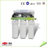 Purificador de água de ósmosis inversa auto-lavagem compacto com bomba