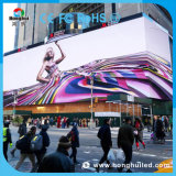 5000CD/M2 P4レンタルLEDのビデオ壁屋外LEDスクリーン表示