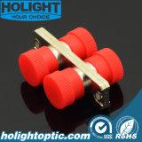 Adaptador de fibra óptica FC al duplex de FC