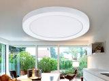 18W runde eingehangene Oberflächen-LED Panel-Beleuchtungen