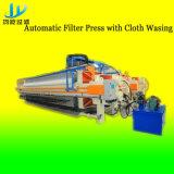Imprensa de filtro de alta pressão para o tratamento urbano da lama de água de esgoto