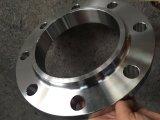 Aço inoxidável forjado F304 316 321 da flange de JIS B2220