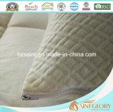 Cuscino lungo lussuoso della gomma piuma di memoria di formato
