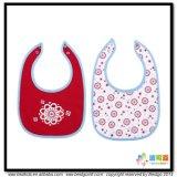 All-Over Impresión bebé accesorio de tamaño personalizado bebé baberos