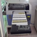 A3 máquina de impressão UV da pena do diodo emissor de luz das cores do tamanho 6