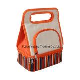 Sacchetto di Tote del dispositivo di raffreddamento dell'organizzatore del sacchetto di picnic