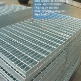 Hot DIP Galvanized Steel Grating Walkway for Platform and Drain