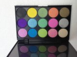 Paleta de sombra de ojos 15 colores Shimmer paleta de sombra de ojos
