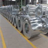 Bobine en acier galvanisée plongée chaude de SGCC A653 pour le matériau de construction