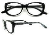 De met de hand gemaakte Frames van de Frames van het Oogglas van Eyewear van de Acetaat Naar maat gemaakte In het groot Optische