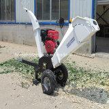 15HP ATV cortadora trituradora de madera / Trituradora de madera de 100 mm Aprobado por la CE