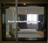 Alternativa de las persianas o de las cortinas - el vidrio inteligente cambiable