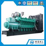 groupe électrogène diesel de pouvoir de 50Hz 1600kw/2000kVA par le moteur diesel de Yuchai