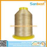 De kleurrijke Draad 150d/2 van het Borduurwerk van de Polyester van 100%