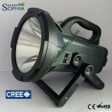 5000 torcia elettrica della PANNOCCHIA LED del CREE di lumen 30W con la batteria 21000mAh