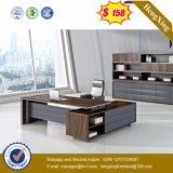 Bureau en forme de L de mélamine en bois de qualité (HX-5N310)