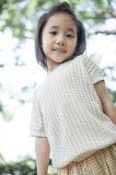 t-셔츠가 소녀를 위한 Phoebee 면 아이들의 옷에 의하여 속을 비게 했다 밖으로