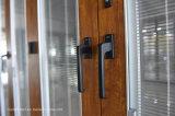 Italienischer Entwurfs-Luxuxkategorien-Wasser-Prüfen-Aluminium Windows