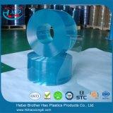 Haltbarer Kaltlagerungs-freier Vinylstreifen-Tür-Glasvorhang
