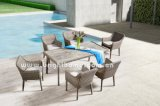 Novo design Colosseo Outoor Wicker Sofa Set Furniture