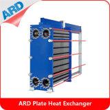 Cambiador de calor de la placa de Laval Mx25 de la alfa con el acero inoxidable 304