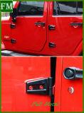 Дверь крышки 4 шарнира клобука на 2007-2017 для Wrangler Jk виллиса