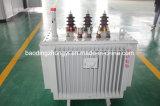 S11 Reeks 100 die kVA 10kv niet-Escitation ElektroTransformator regelen